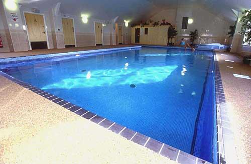 Coracles pool arena.