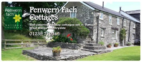 Click to go to Penwern Fach Holiday Cottages website
