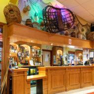 Coracles bar